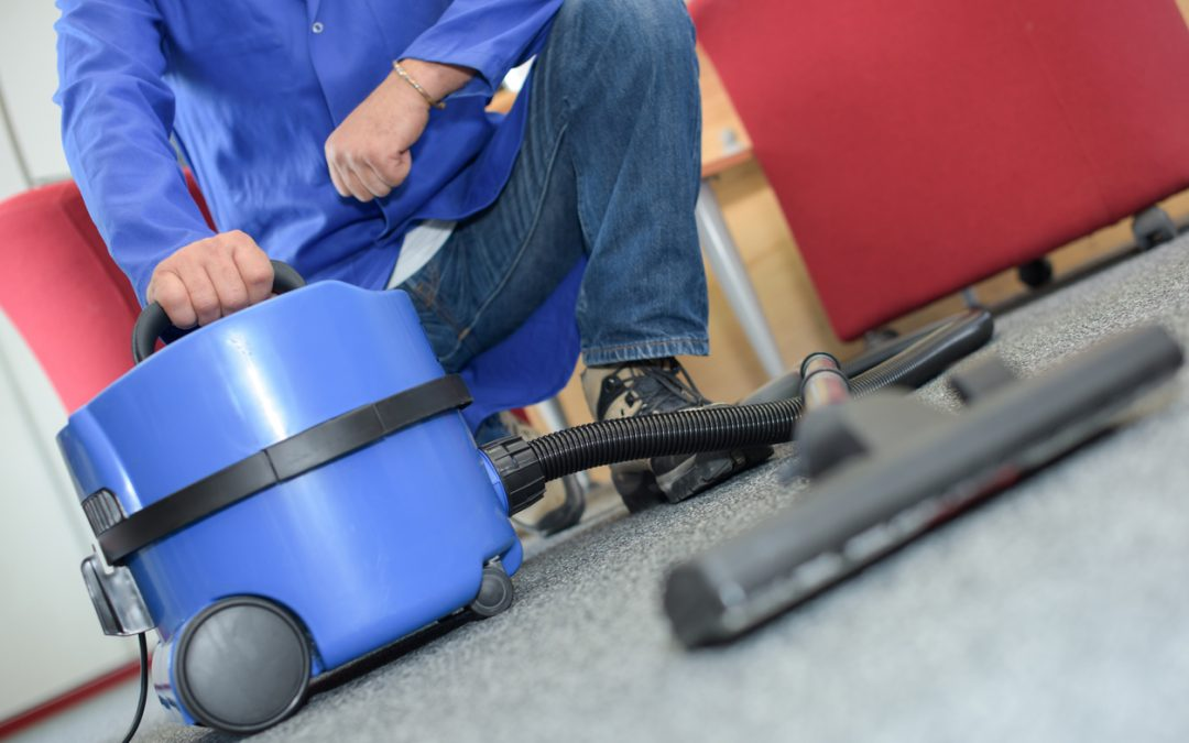 commercial cleaning services in Houston, TX
